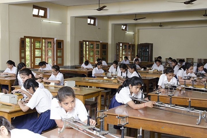 St Francis Convent Inter College-Physics Lab