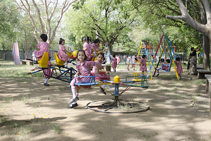St Francis Convent Inter College-Play Area