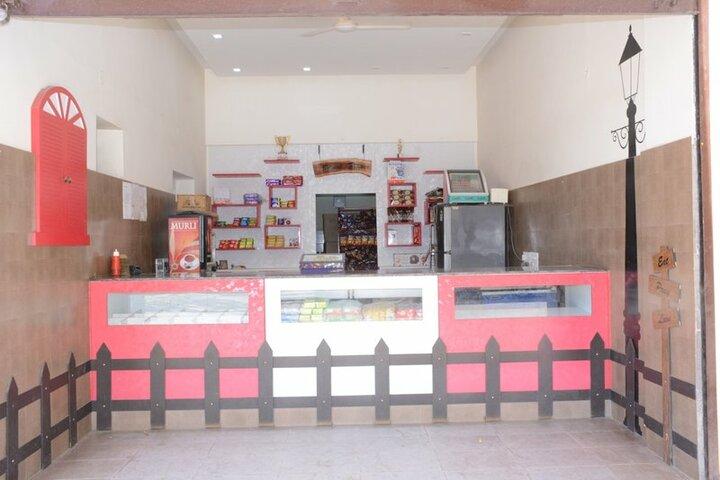 Seth Anandram Jaipuria School-Cafeteria