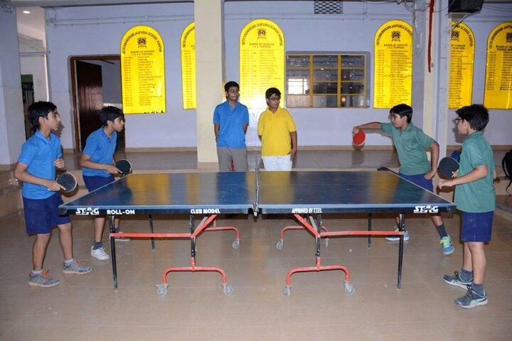 Seth Anandram Jaipuria School-Indoor Games