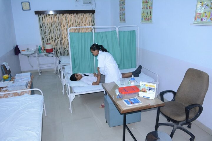 Seth Anandram Jaipuria School-Medical Room