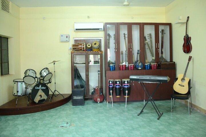 Seth Anandram Jaipuria School-Music Room