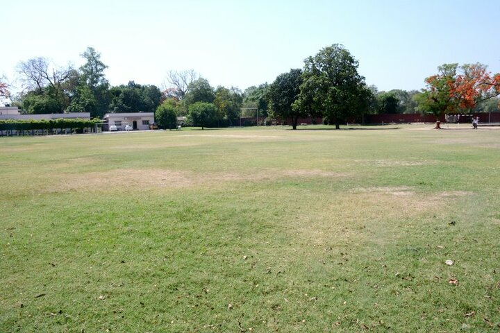 Seth Anandram Jaipuria School-Play Ground