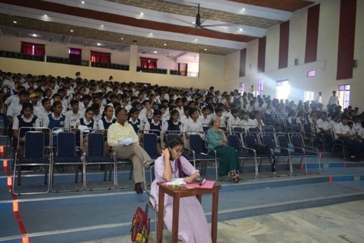 Methodist High School-Seminar