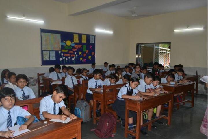 St Aloysius High School-Classroom