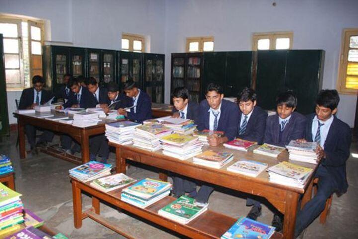 St Aloysius High School-Library