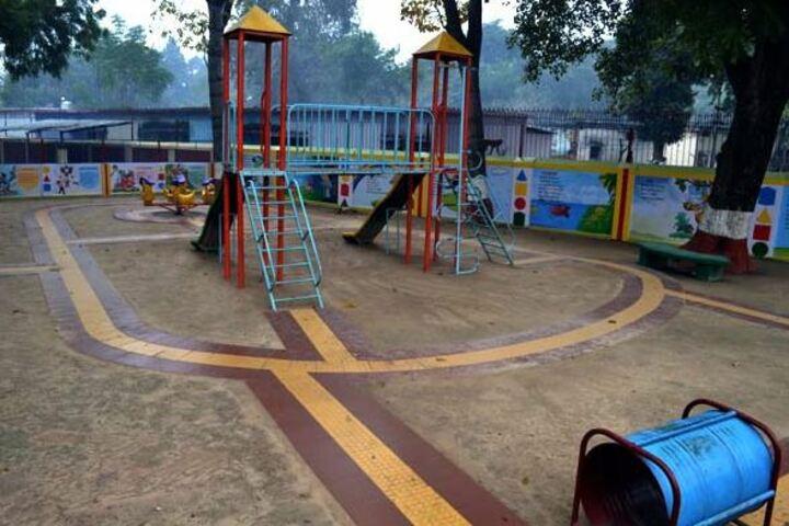 St Aloysius High School-Playing Area