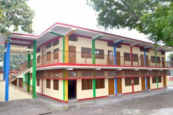 St Aloysius High School-School Building