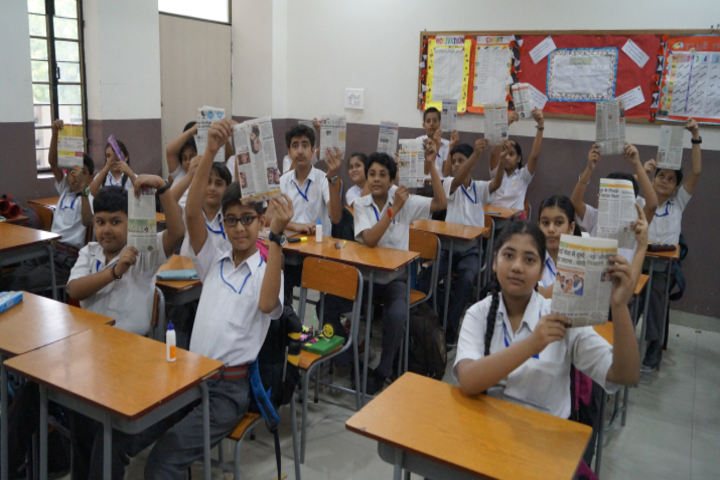 Sheiling House School-Classroom Activity