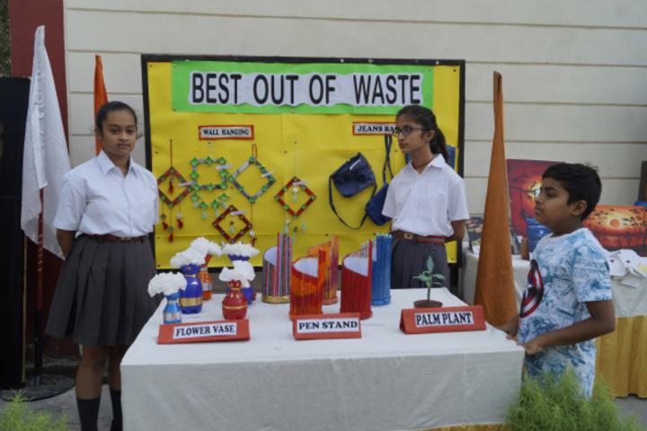 Sheiling House School-School Exhibition