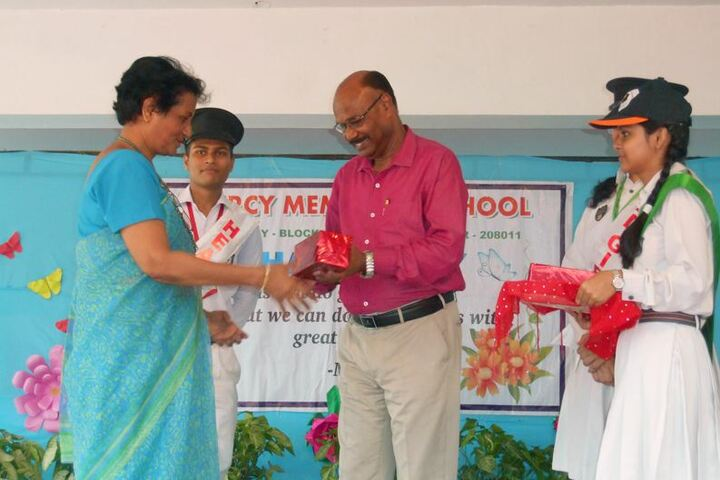 Mercy Memorial School-Annual Day