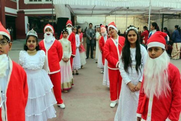 Mercy Memorial School-Christmas Celebrations