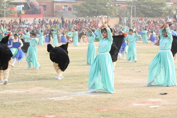 Mercy Memorial School-Dancing Activity