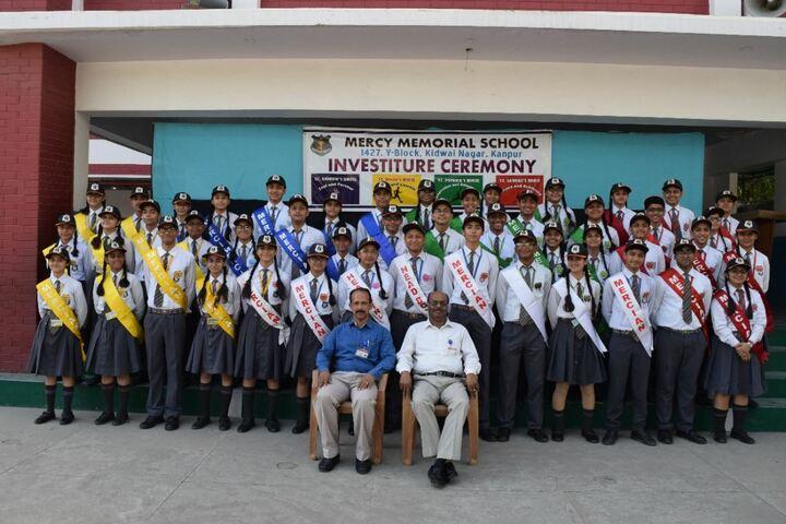 Mercy Memorial School-Investiture Ceremony