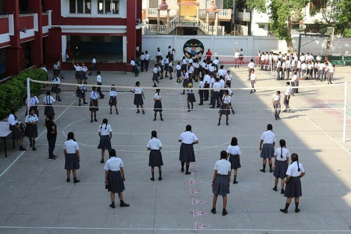 Mercy Memorial School-Play Ground