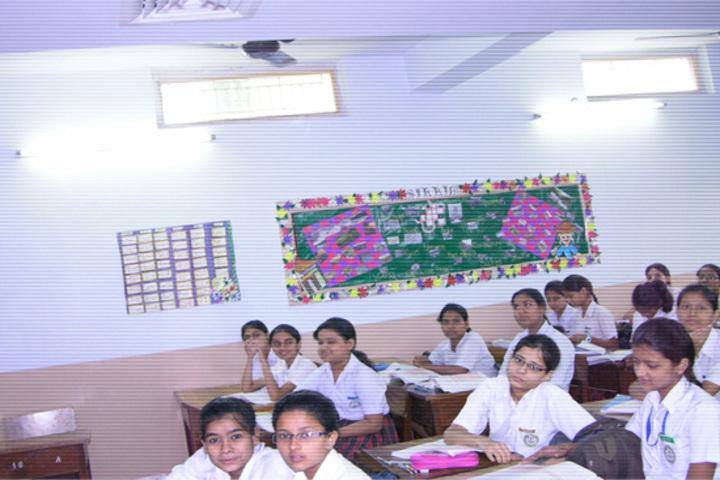 Huddard High School-Classroom