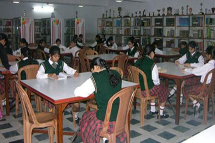 Huddard High School-Library