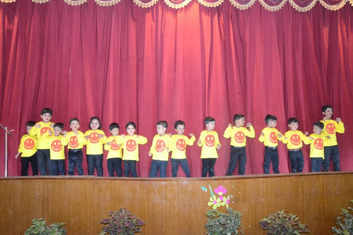 Christ Church College-Dancing Activity