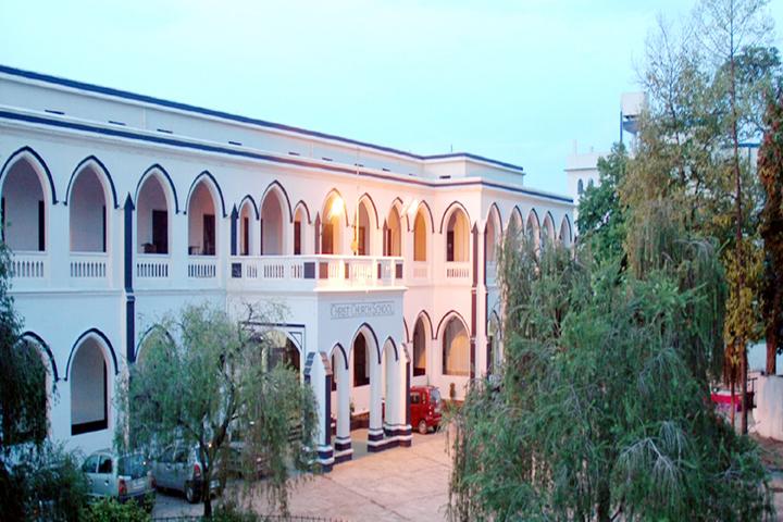 Christ Church College-School Building