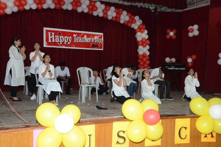 Christ Church College-Teachers Day