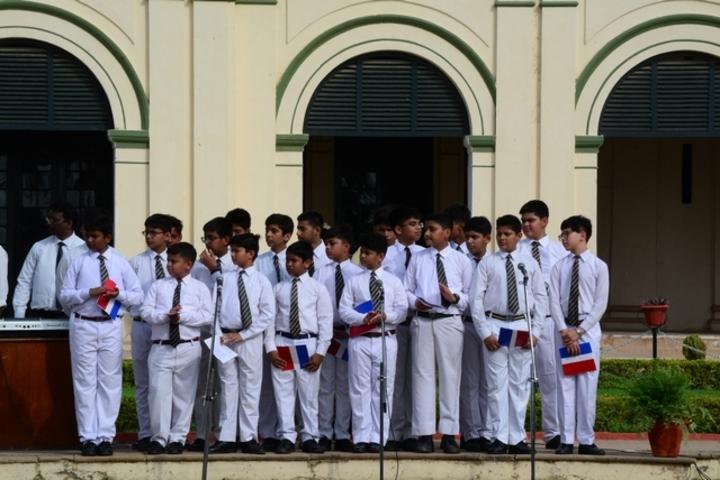 La Martiniere College-Music Activity