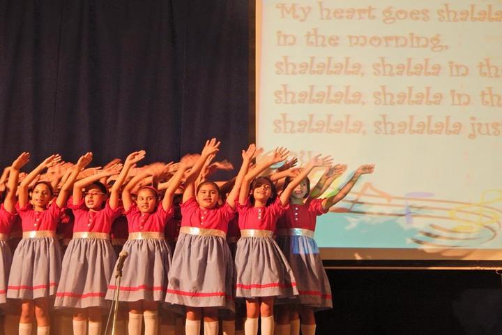 La Martiniere Girls College-Annual Day