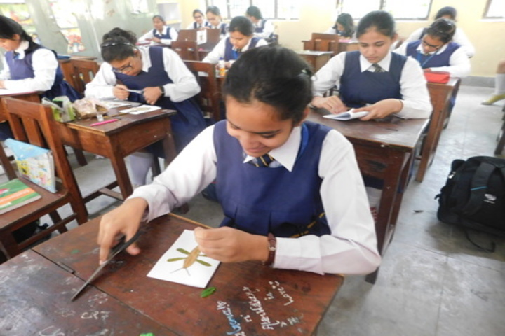 La Martiniere Girls College-Art And Craft