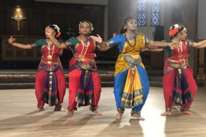 La Martiniere Girls College-Cultural Fest