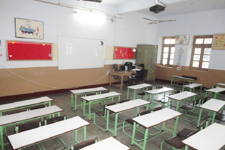 St Francis College-Classroom