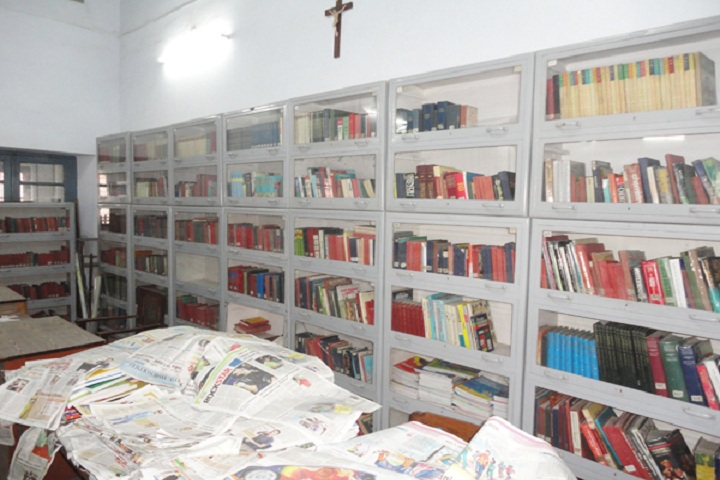 St Francis College-Library