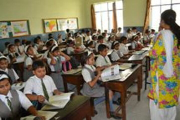 St Fidelis College-Class Room