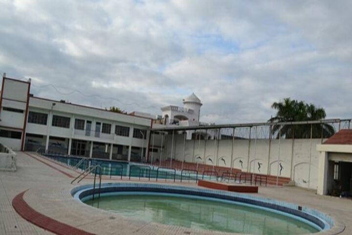 St Fidelis College-Swimming Pool