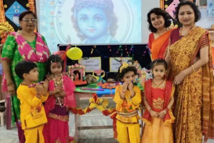 City Montessori Inter College-Festival Celebrations
