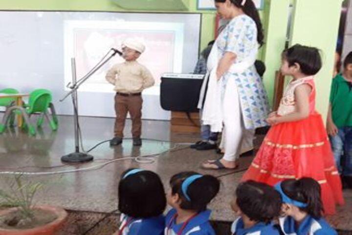 City Montessori Inter College-Speech