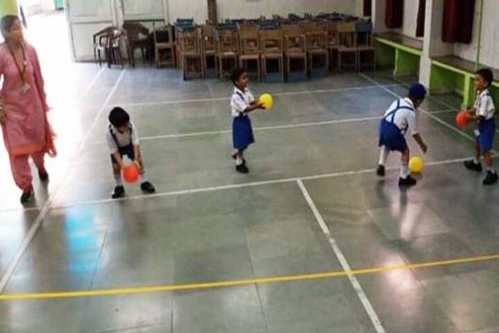 City Montessori Inter College-Sports