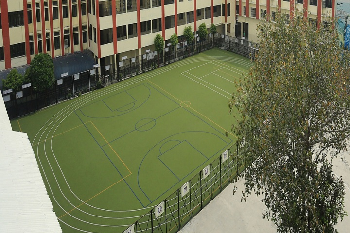 City Montessori High School-Play Ground