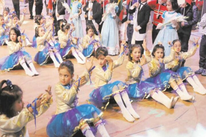 City Montessori High School-Annual Day