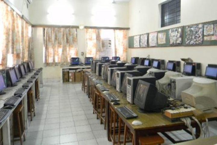 City Montessori Inter College-Computer Lab