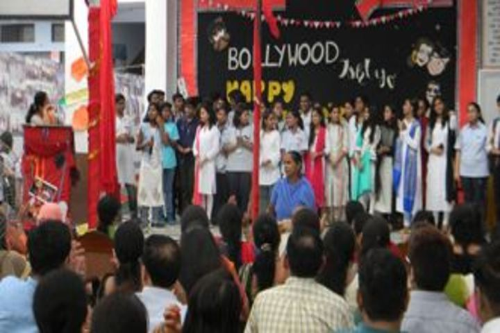City Montessori Inter College-Teachers Day Celebrations