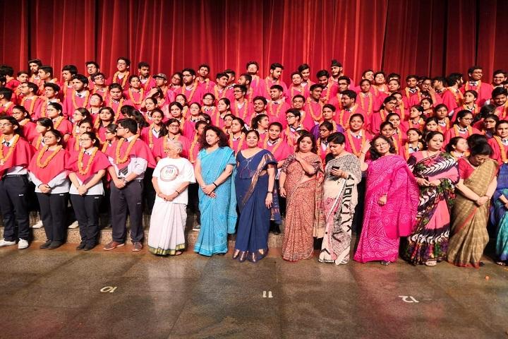 City Montessori Inter College-Staff