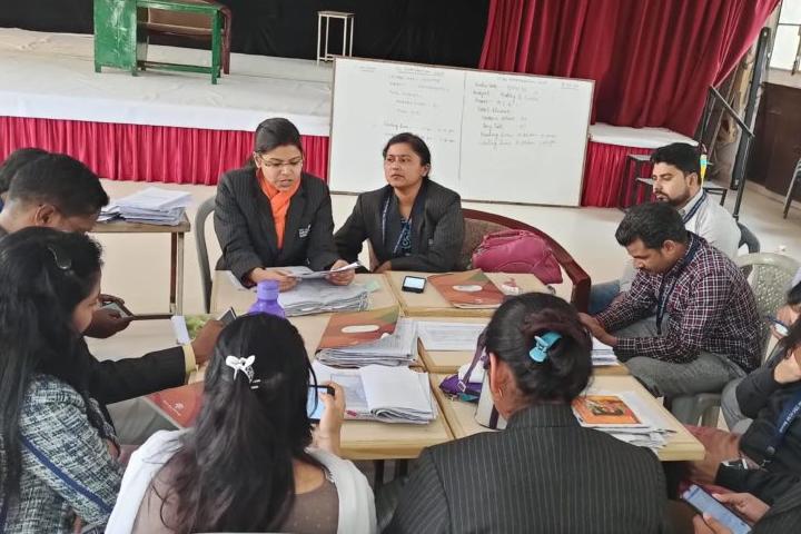 The Modern School - Teachers Training on IB Standards