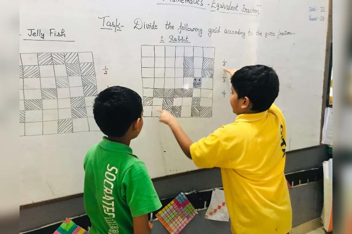 The Modern School- Classroom Activity