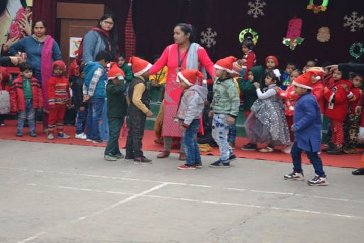 St Teresas Day School-Christmas Celebrations