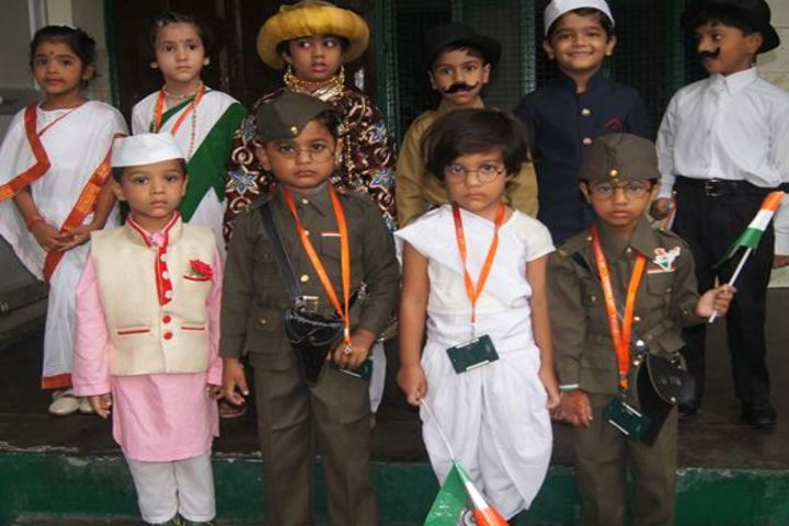 St Teresas Day School-Fancy Dress