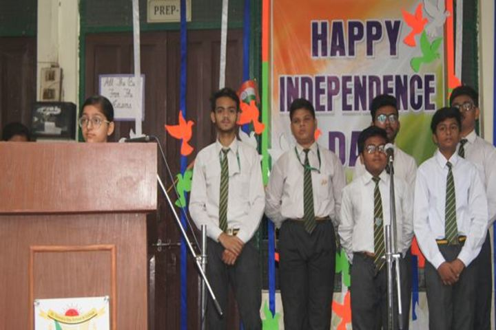 St Teresas Day School-Independence Day Celebrations