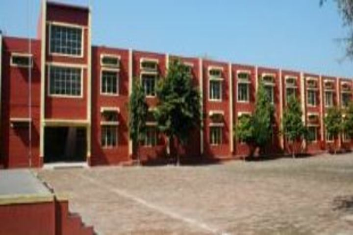 """Holy Angels School-Campus"""