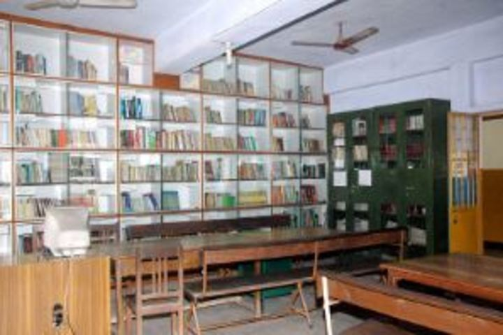 """Holy Angels School-Library"""