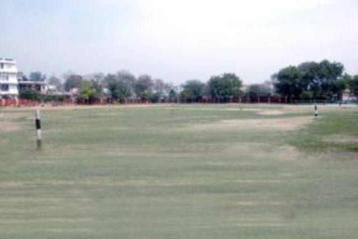"""Holy Angels School-Play Ground"""