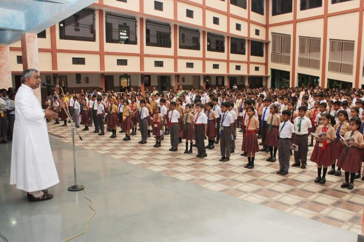 St Johns School-Assembly