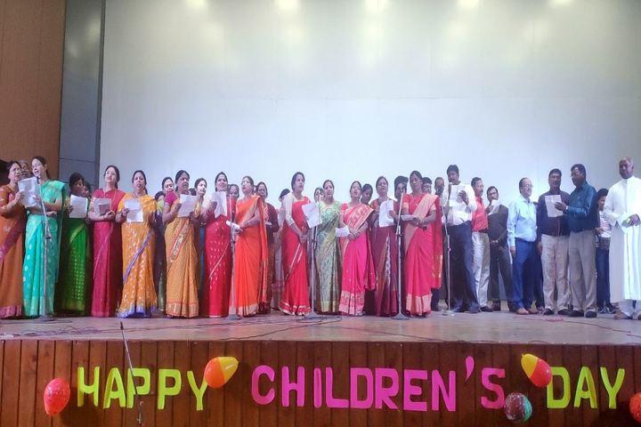 St Johns School-Childrens Day Celebrations